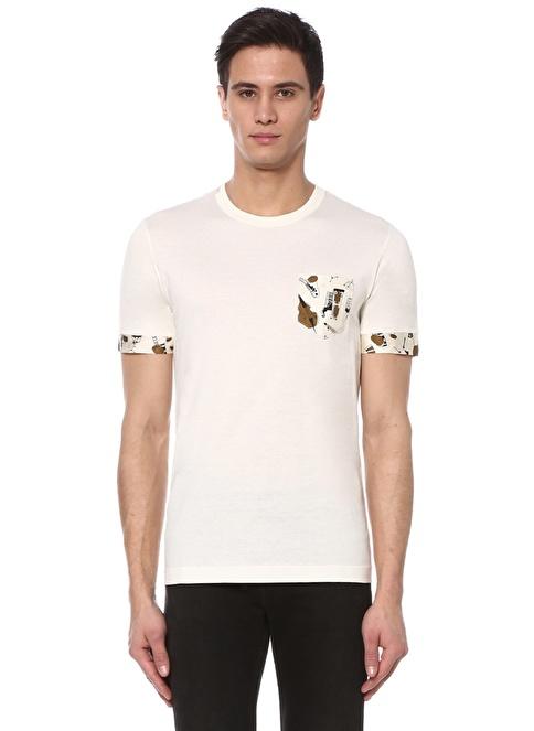 Dolce&Gabbana Tişört Krem